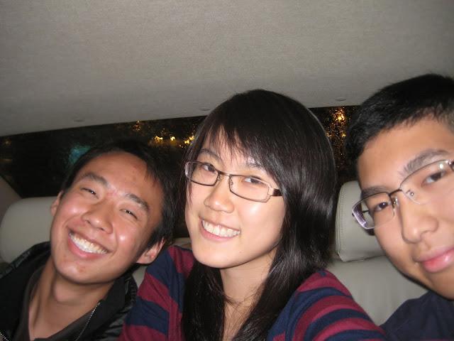 Reunion at Singapore