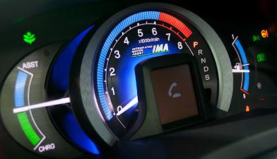 salon auto geneve Honda Insight