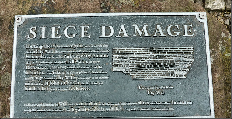 Siege damage