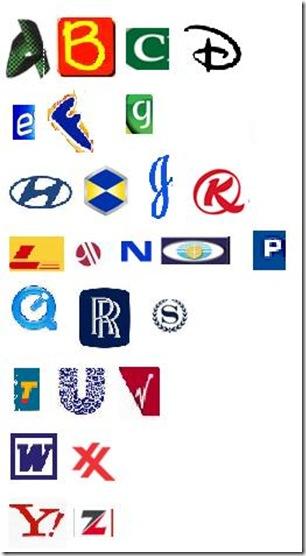 trademark alphabet