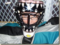 me as hockey goalie for blog