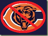no chicago bears