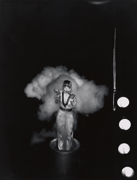 The Cannon Act, Weegee (Arthur Fellig)