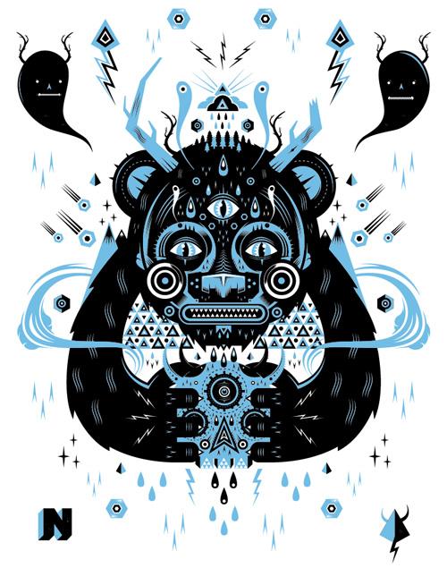 Mystic Bear | Niark1