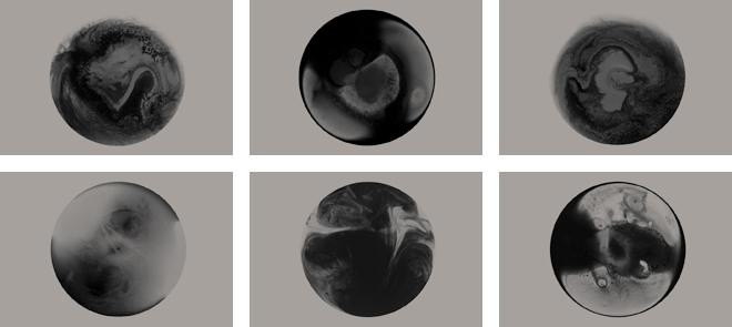 Tempest series by Daniel Freytag