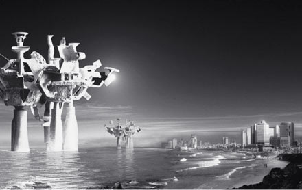 Sea-City by Ortner & Ortner