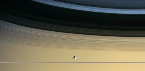 Fly Me To The Moon - Nasa's Cassini spacecraft