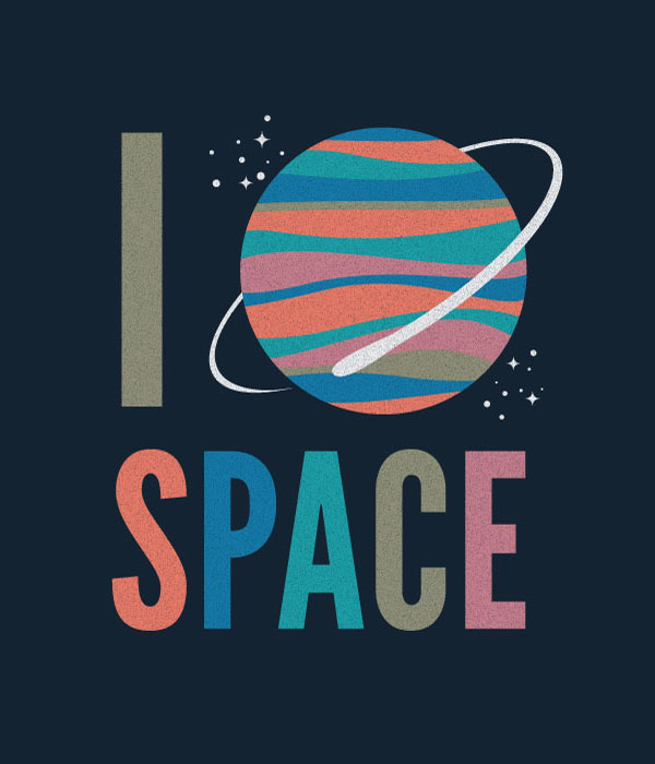 I Heart Space from The Mind of Christopher David Ryan