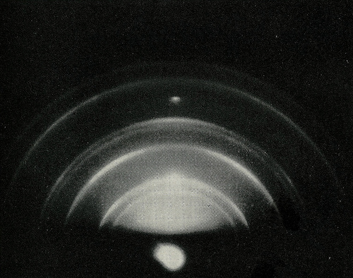 Electron Diffraction Record via the art of memory