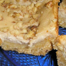 Quick and Easy Nutty Cheese Bars