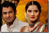 Sania Mirza Wedding reception pakistan photos 2