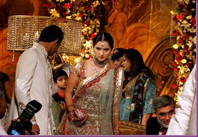 Sania Mirza Wedding reception pakistan photos 3