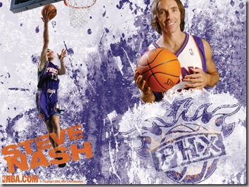 SteveNash wallpaper