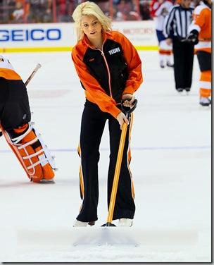 Philadelphia Flyers Ice Girls