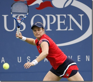 US Open winner clijsters