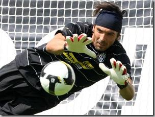 Gianluigi BUFFON Italy Soccer