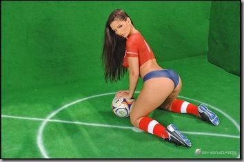 FIFA Girl Boady painting (16)