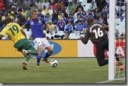 FIFA world cup 2010 Japan vsCameroon photos 12