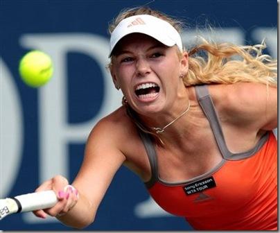 Caroline Wozniacki WTA Tour Championship No.1  1