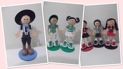 Exibir Gaucho de Bombacha e + bonecos