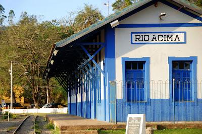 Estação de trem de Rio Acima