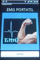 Screenshot of EMG
