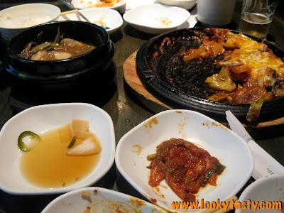 Korean Food Buffet Thailand