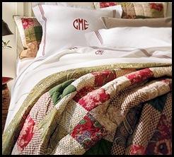 noelle patchwork quilt