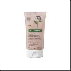 Klorane Fortifying and Detangling Conditioning Balm