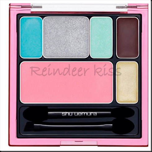 reindeerr kiss Eye & Cheek Palette – Limited Edition – $ 69.00