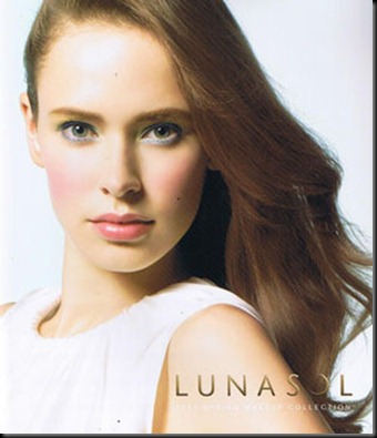 Kanebo-Lunasol-Spring-2011-Collection