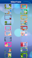 Screenshot of Kids Frames