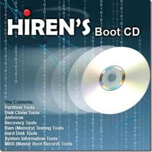 Hiren's BootCD