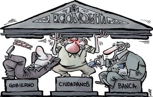 Tres pilares de la economía