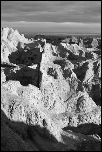 B&W Badlands