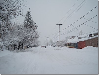 From Flagstaff Snow Days by Dōshin Owen.