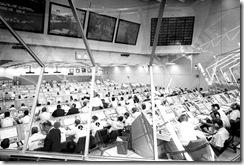 Preparing for the launch of Apollo 11. (NASA)