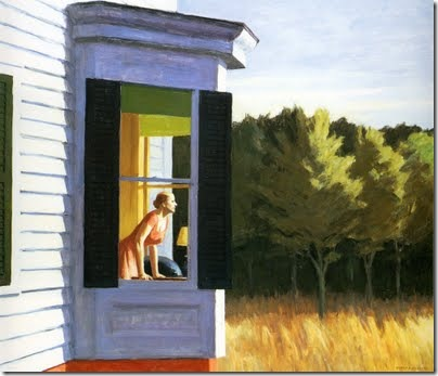 Cape Cod Morning, Edward Hopper
