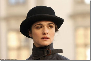 Rachel Weisz as Penelope in The Brothers Bloom