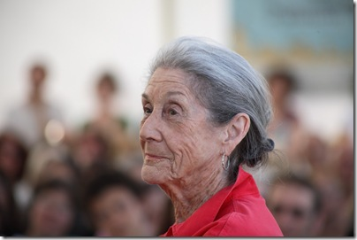 Nadine Gordimer photo by Dan Porges
