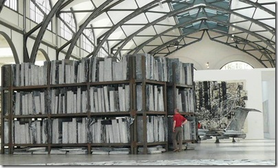 Volkszählung (Census), by Anselm Kiefer, 1991