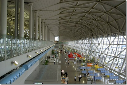 Kansai International Airport Terminal