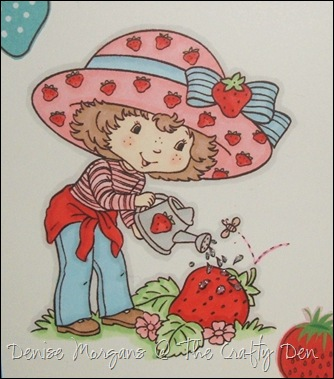 PFP challenge 51 - strawberry & cream (close up)