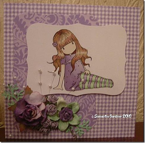 Sam's card