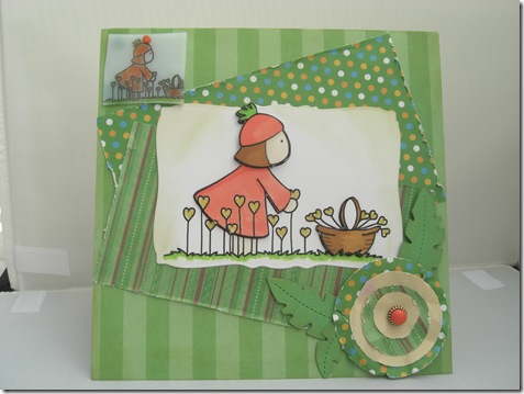 Sarah w's card week 42