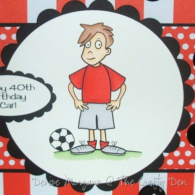 CCC challenge 95 - about a boy (close up)