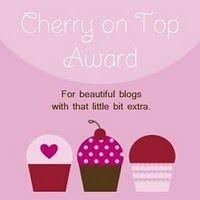 Cherry on Top Award from SallyB