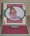 charisma cardz #10 - easel card