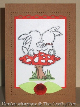 PFP challenge 95 - make your own embellishments