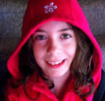 Acacia 9 years old